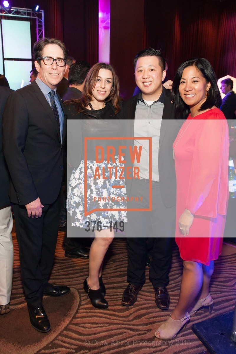 Al Smyth, Erin Latimer, Jordan Wong, Carolyn Yin, CLIFT San Francisco Celebrates 100 Years, Clift Hotel, Redwood Room and Velvet. 495 Geary St, June 3rd, 2015,Drew Altizer, Drew Altizer Photography, full-service agency, private events, San Francisco photographer, photographer california