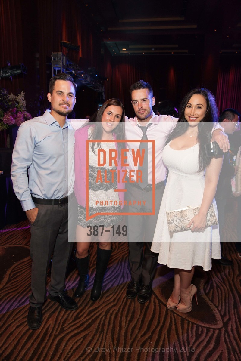 Max Allegria, Heather Vaughn, Jason Mitchell, Selena Brown, CLIFT San Francisco Celebrates 100 Years, Clift Hotel, Redwood Room and Velvet. 495 Geary St, June 3rd, 2015,Drew Altizer, Drew Altizer Photography, full-service agency, private events, San Francisco photographer, photographer california