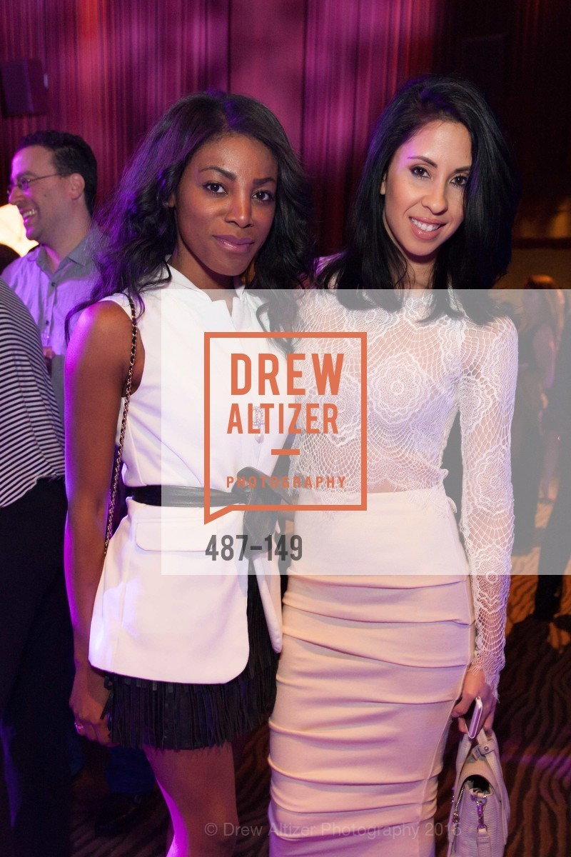 Nadine Oluwole, Carlie Hammell, CLIFT San Francisco Celebrates 100 Years, Clift Hotel, Redwood Room and Velvet. 495 Geary St, June 3rd, 2015,Drew Altizer, Drew Altizer Photography, full-service agency, private events, San Francisco photographer, photographer california