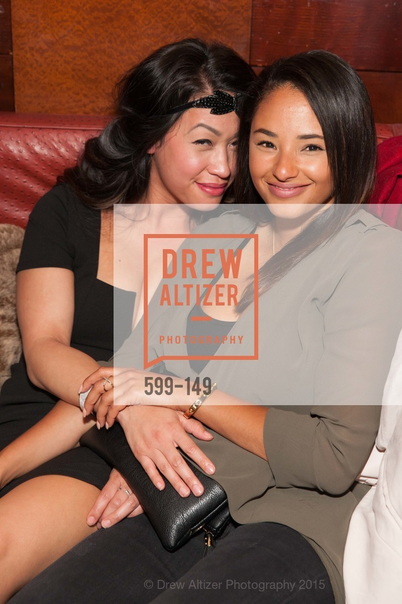 Dana Ngo, Merecedes Hawkins, CLIFT San Francisco Celebrates 100 Years, Clift Hotel, Redwood Room and Velvet. 495 Geary St, June 3rd, 2015,Drew Altizer, Drew Altizer Photography, full-service agency, private events, San Francisco photographer, photographer california