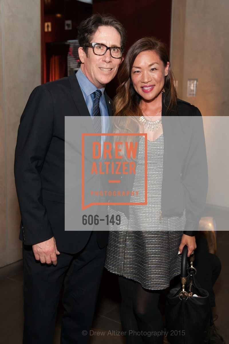 Al Smyth, Mika Takeuchi, CLIFT San Francisco Celebrates 100 Years, Clift Hotel, Redwood Room and Velvet. 495 Geary St, June 3rd, 2015,Drew Altizer, Drew Altizer Photography, full-service agency, private events, San Francisco photographer, photographer california