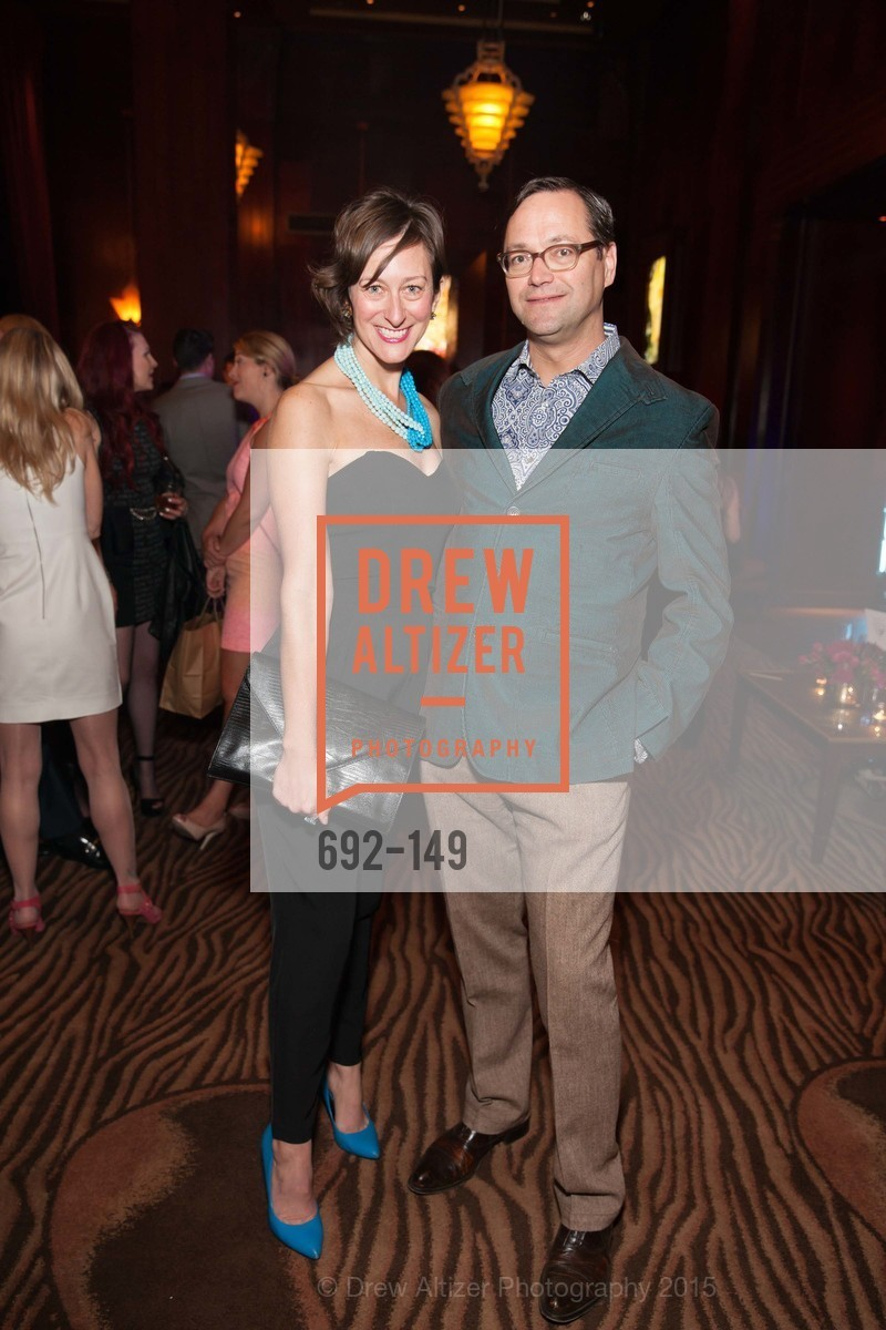Juliana Cochnar, John Wadsworth, CLIFT San Francisco Celebrates 100 Years, Clift Hotel, Redwood Room and Velvet. 495 Geary St, June 3rd, 2015,Drew Altizer, Drew Altizer Photography, full-service agency, private events, San Francisco photographer, photographer california