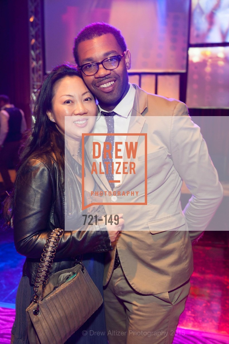 Greta Wong, Sundiata Dawan, CLIFT San Francisco Celebrates 100 Years, Clift Hotel, Redwood Room and Velvet. 495 Geary St, June 3rd, 2015,Drew Altizer, Drew Altizer Photography, full-service agency, private events, San Francisco photographer, photographer california