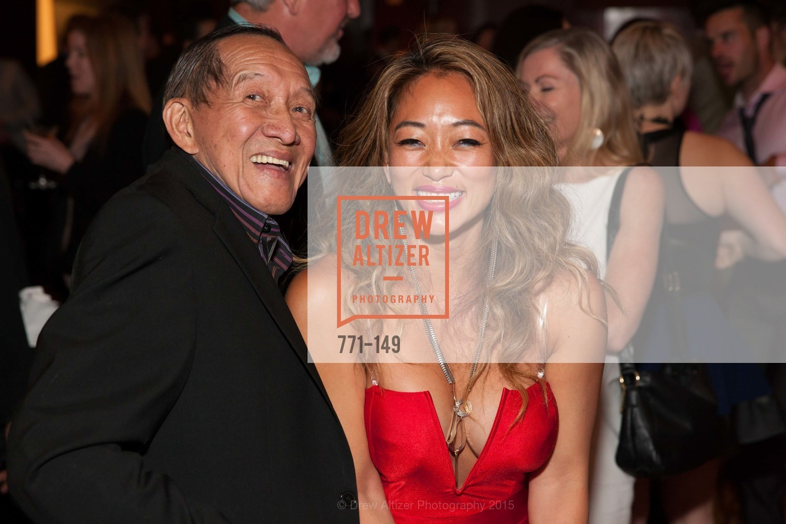 Henry Yin, Samantha Liu, CLIFT San Francisco Celebrates 100 Years, Clift Hotel, Redwood Room and Velvet. 495 Geary St, June 3rd, 2015,Drew Altizer, Drew Altizer Photography, full-service agency, private events, San Francisco photographer, photographer california