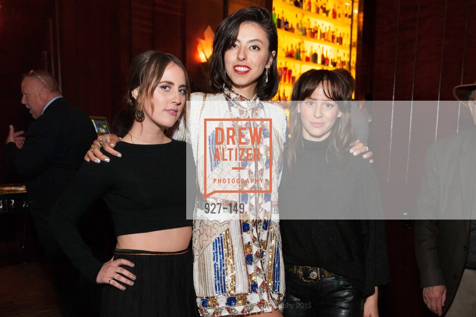Bree Swartwood, Naza Dadashi, Shannon Jett, CLIFT San Francisco Celebrates 100 Years, Clift Hotel, Redwood Room and Velvet. 495 Geary St, June 3rd, 2015,Drew Altizer, Drew Altizer Photography, full-service agency, private events, San Francisco photographer, photographer california