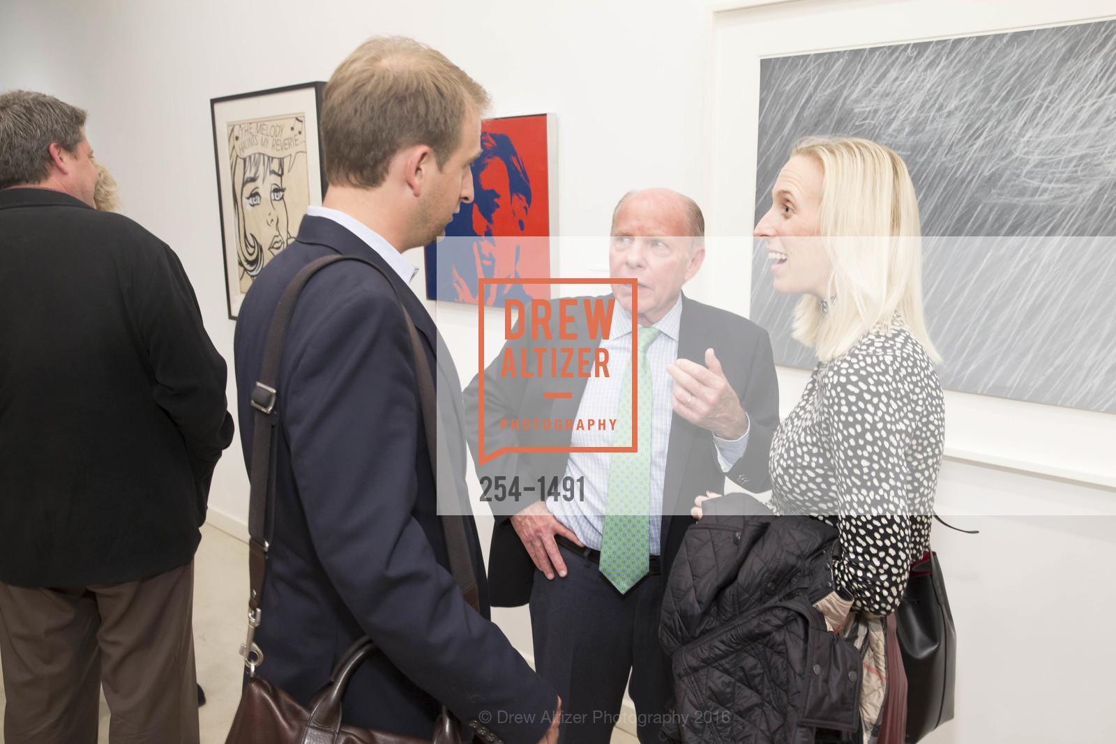 Chris Hemphill, John Berggruen, Maria Hemphill, Photo #254-1491