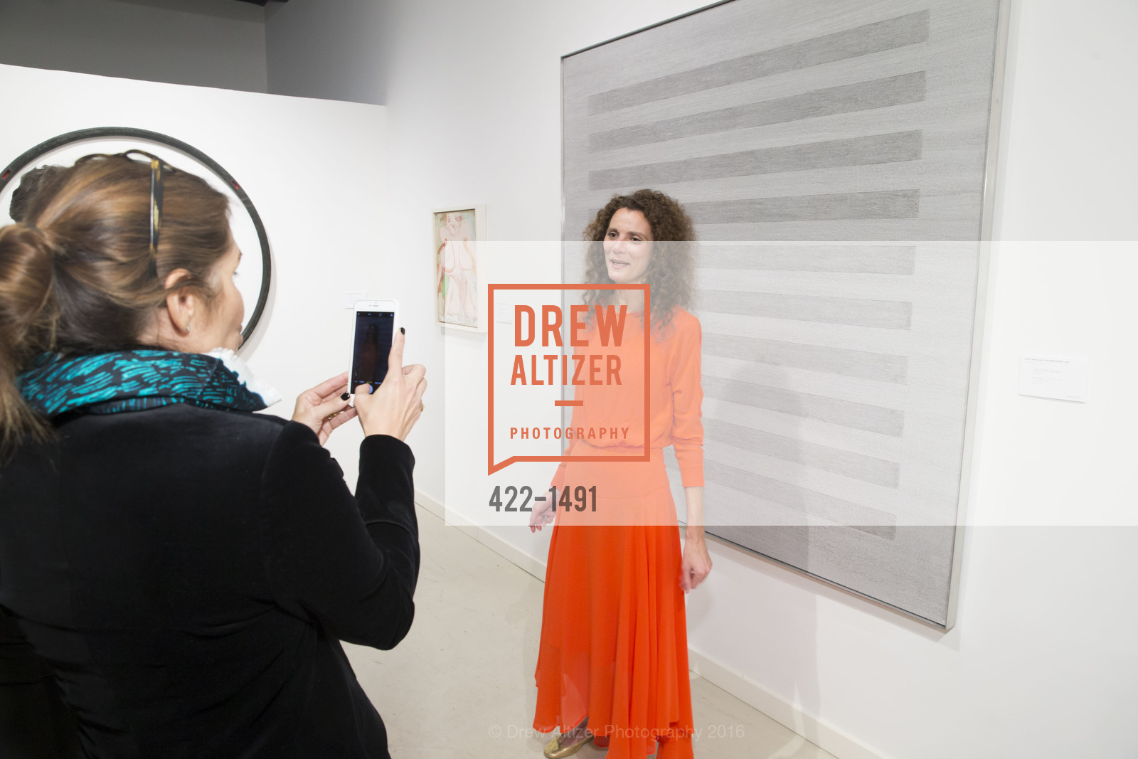 SAN FRANCISCO, CA - October 14 - Emily Meg Attends Highlights From Christie's Fall Auctions October 14th 2016 At Jules Maeght Gallery In San Francisco, Photo #422-1491