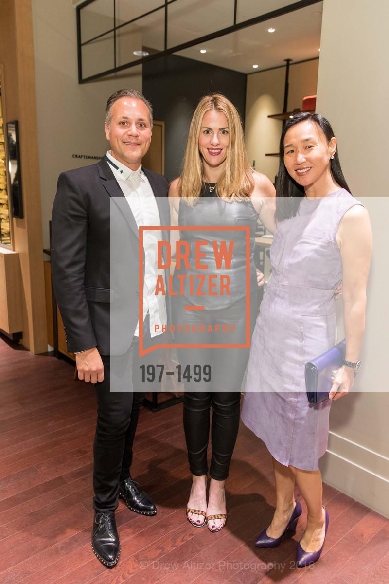 Peter Panagiotopouos, Laura Dowling, Carolyn Chang, Photo #197-1499