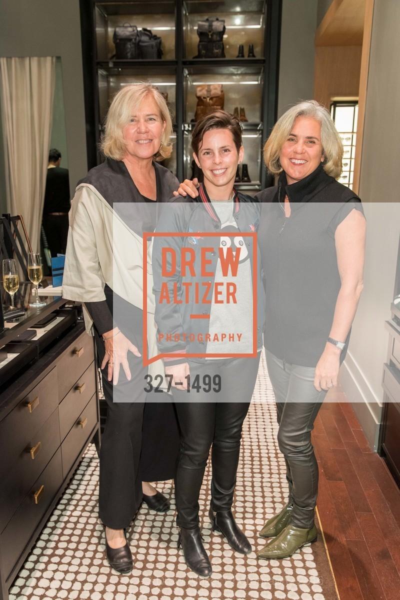 Susan Sayre Batton, Jessica Silverman, Maja Thomas, Photo #327-1499