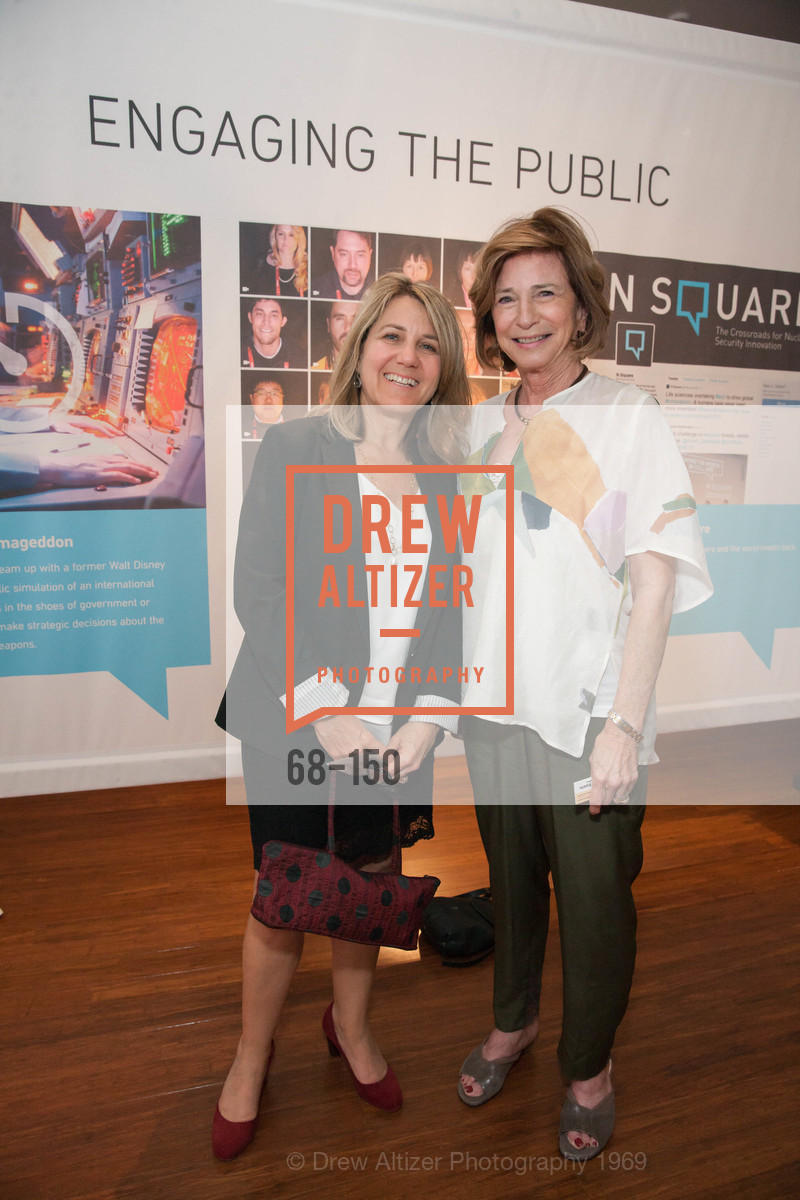 Marlene Saritzky, Mary Lloyd Estrin, Ploughshares Fund Presenting CHAIN REACTION 2015, The Open Square at Futures Without Violence. 100 Montgomery Street, June 7th, 2015,Drew Altizer, Drew Altizer Photography, full-service agency, private events, San Francisco photographer, photographer california