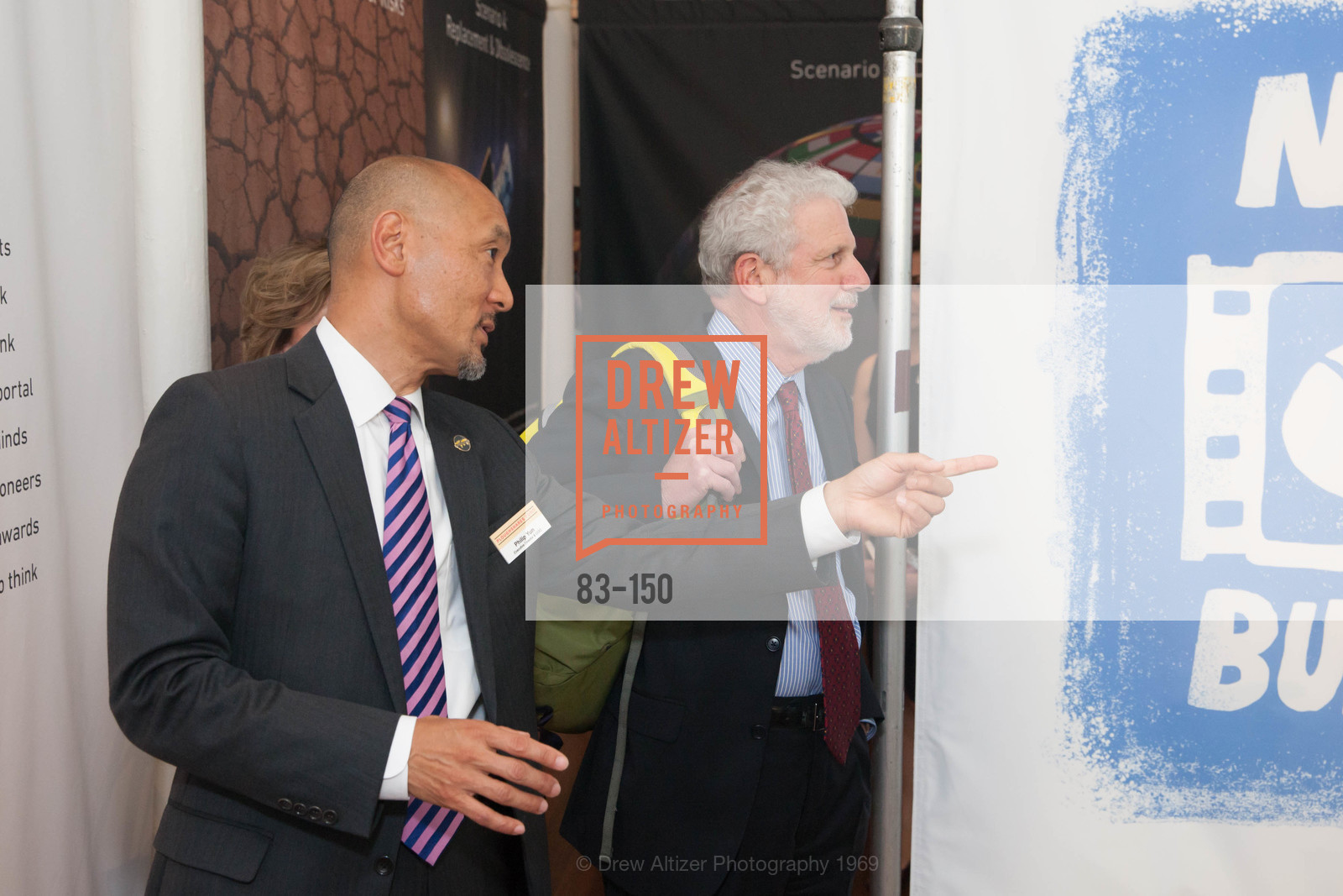 Philip Yun, Philip Taubman, Ploughshares Fund Presenting CHAIN REACTION 2015, The Open Square at Futures Without Violence. 100 Montgomery Street, June 7th, 2015,Drew Altizer, Drew Altizer Photography, full-service agency, private events, San Francisco photographer, photographer california