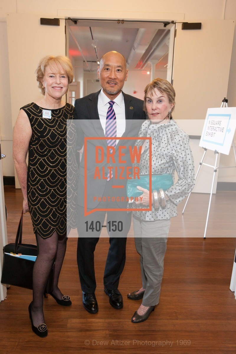 Lucinda Lee, Philip Yun, Nancy Leavens, Ploughshares Fund Presenting CHAIN REACTION 2015, The Open Square at Futures Without Violence. 100 Montgomery Street, June 7th, 2015,Drew Altizer, Drew Altizer Photography, full-service agency, private events, San Francisco photographer, photographer california