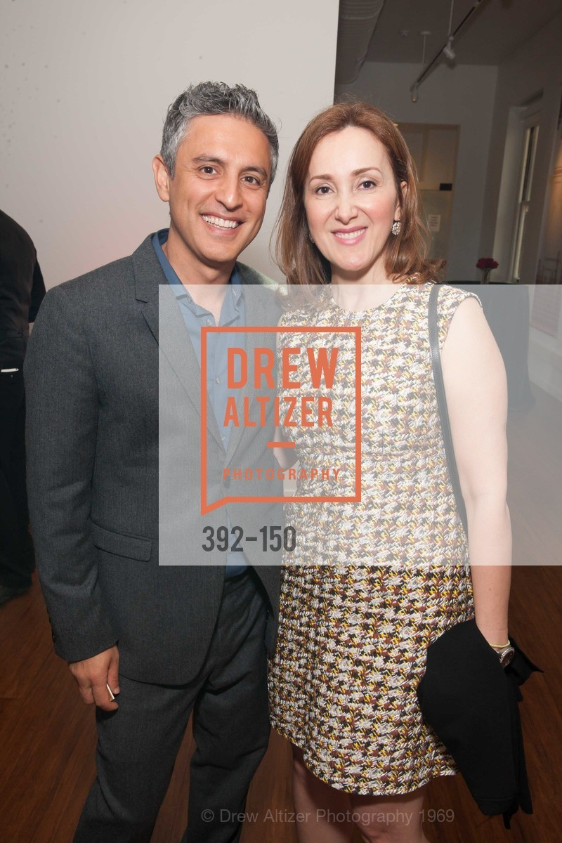 Reza Aslan, Noosheen Hashemi, Ploughshares Fund Presenting CHAIN REACTION 2015, The Open Square at Futures Without Violence. 100 Montgomery Street, June 7th, 2015,Drew Altizer, Drew Altizer Photography, full-service agency, private events, San Francisco photographer, photographer california