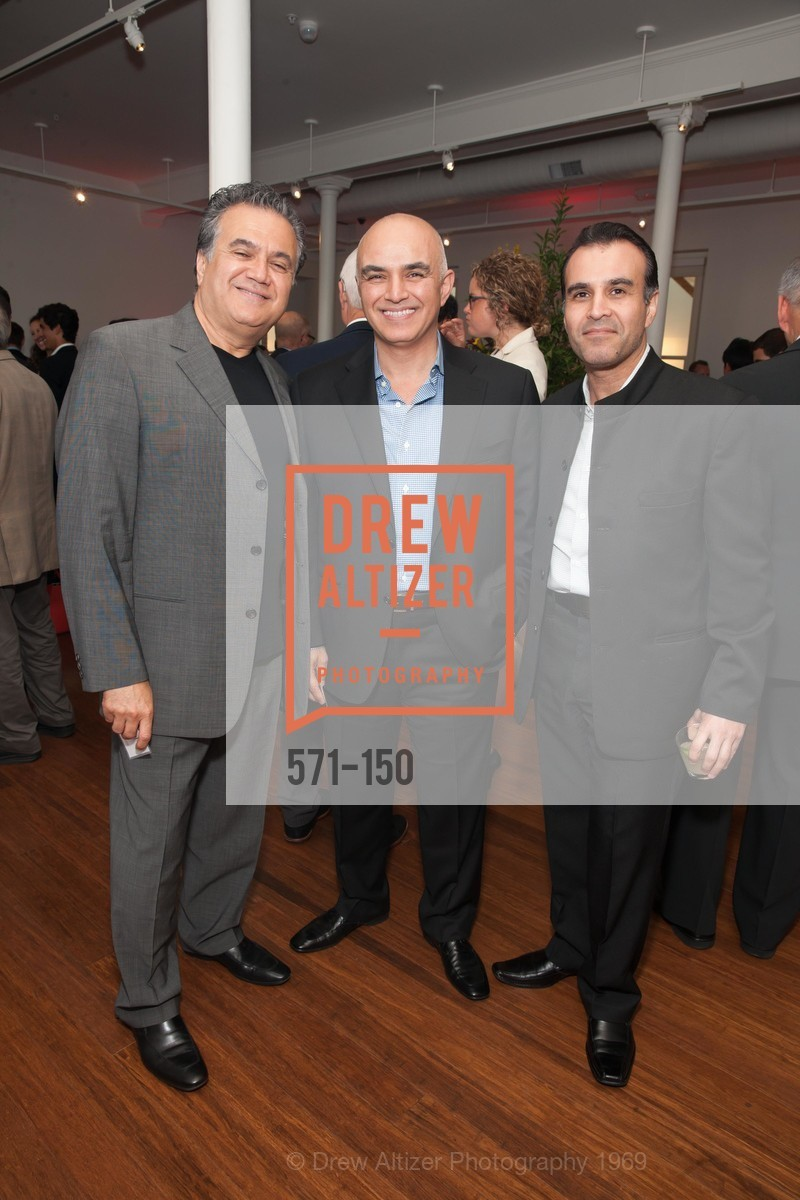 Siavash Nazhand, Ali Foughi, Hermez Foughi, Ploughshares Fund Presenting CHAIN REACTION 2015, The Open Square at Futures Without Violence. 100 Montgomery Street, June 7th, 2015,Drew Altizer, Drew Altizer Photography, full-service agency, private events, San Francisco photographer, photographer california