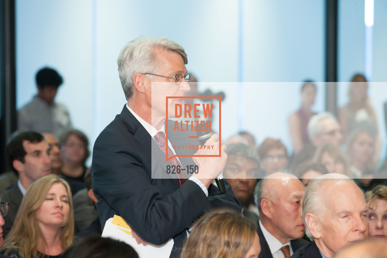 Scott Sagan, Ploughshares Fund Presenting CHAIN REACTION 2015, The Open Square at Futures Without Violence. 100 Montgomery Street, June 7th, 2015,Drew Altizer, Drew Altizer Photography, full-service agency, private events, San Francisco photographer, photographer california