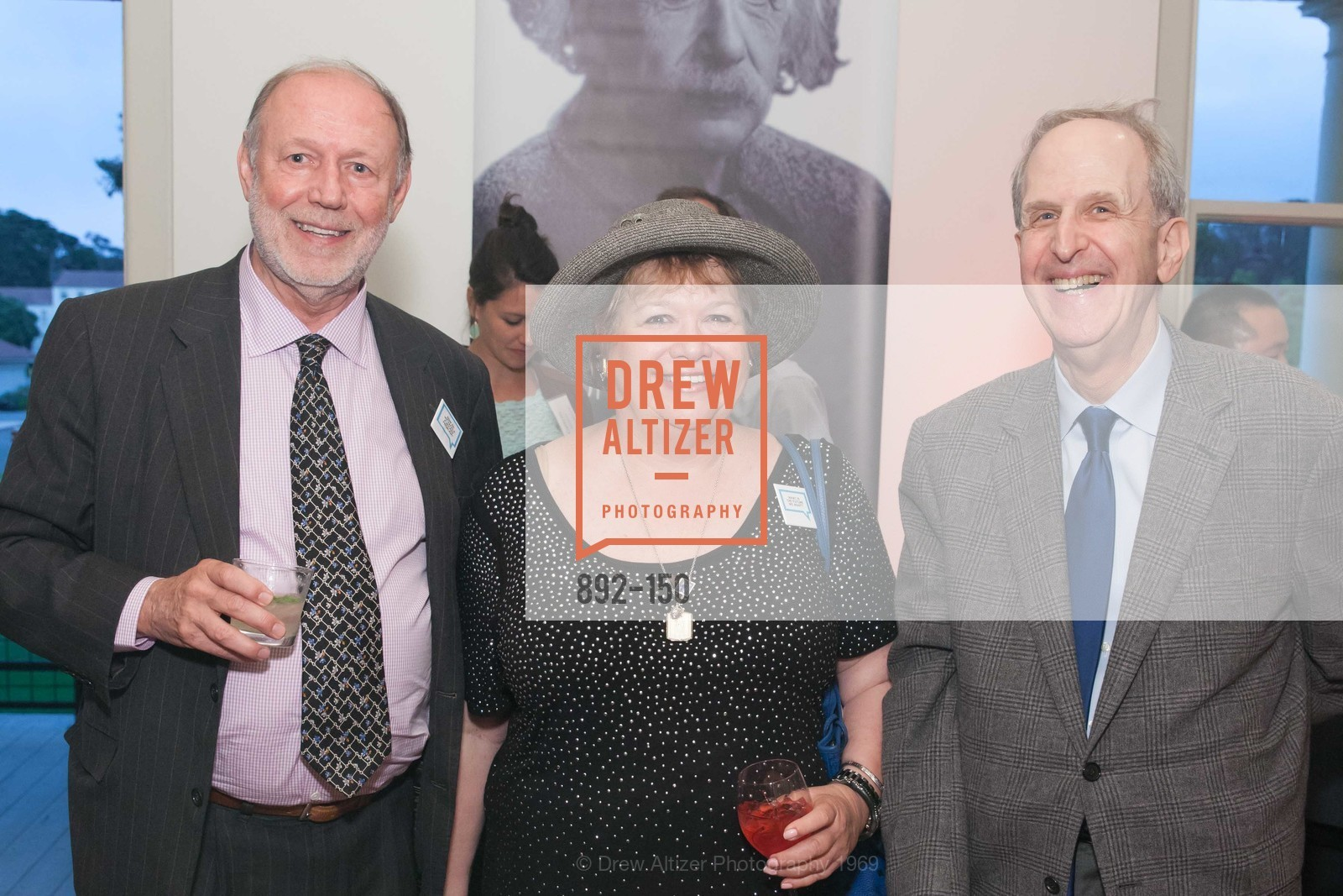 Russ Wahl, Jan Wahl, George Dobbins, Ploughshares Fund Presenting CHAIN REACTION 2015, The Open Square at Futures Without Violence. 100 Montgomery Street, June 7th, 2015,Drew Altizer, Drew Altizer Photography, full-service agency, private events, San Francisco photographer, photographer california