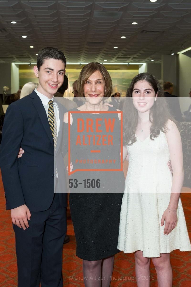 Asher Etlin, Shiela Gordon, Emmy Etlin, Photo #53-1506