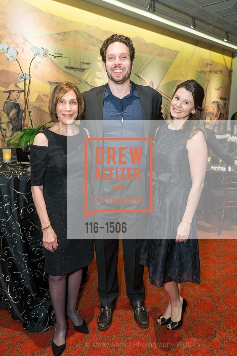 Shiela Gordon, Matt Pfeil, Nichole Ringer, Photo #116-1506
