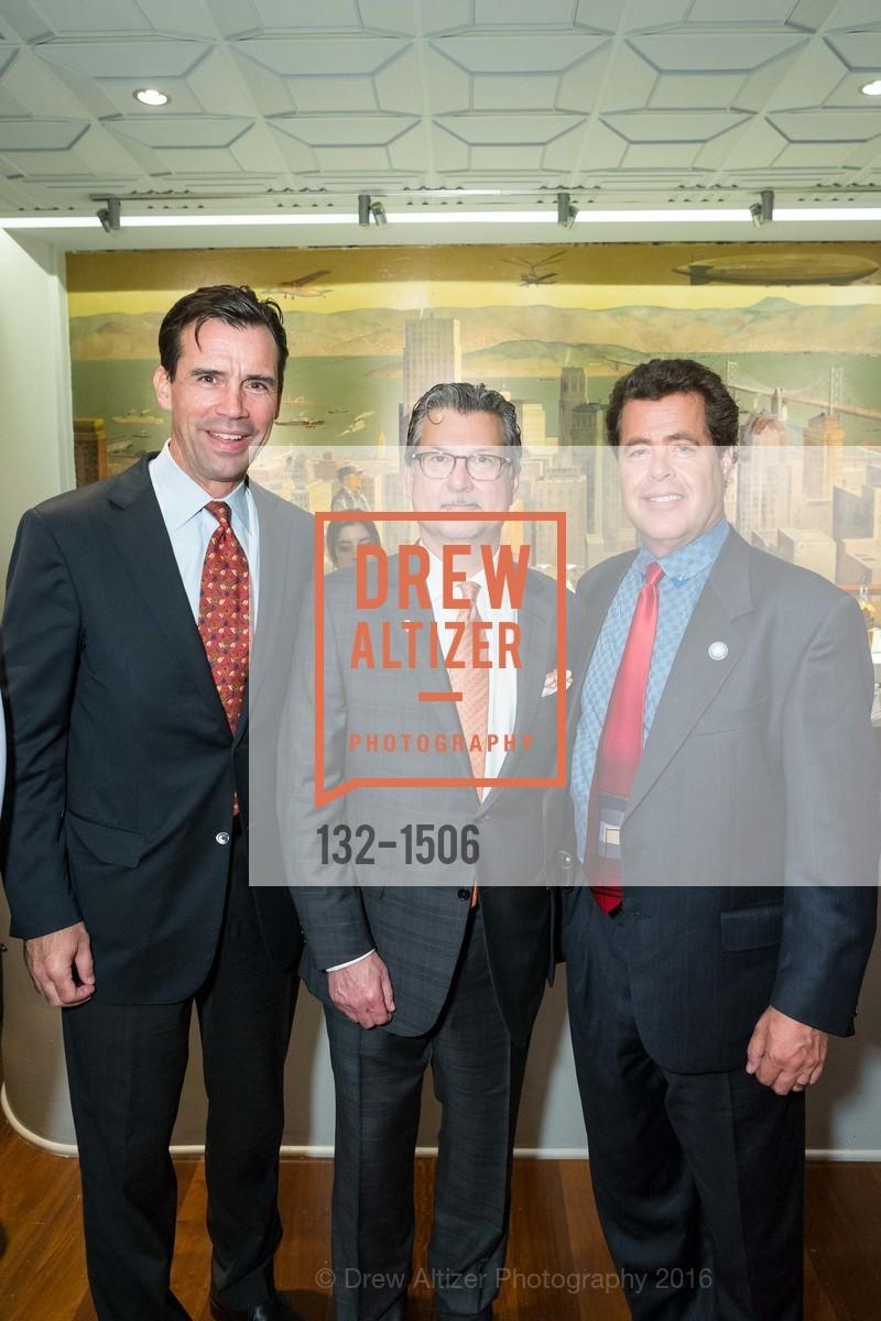 Bill Long, Kevin Longino, Rick Barnett, Photo #132-1506