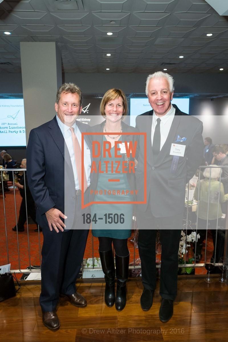 Fred Matteson, Anne Barr, Tony Broadbent, Photo #184-1506