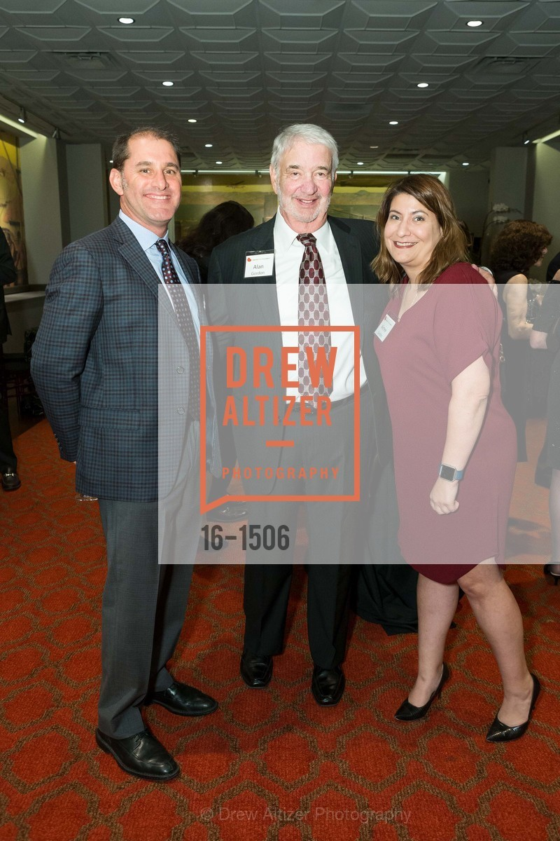 David Koplon, Alan Gordon, Amy Gordon, Photo #16-1506