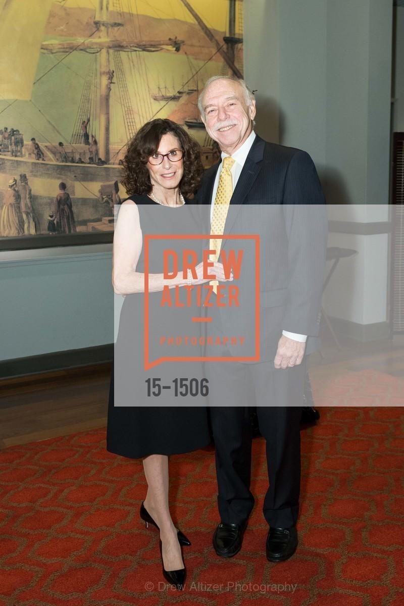 Jill Saperstein, Louis Saperstein, Photo #15-1506