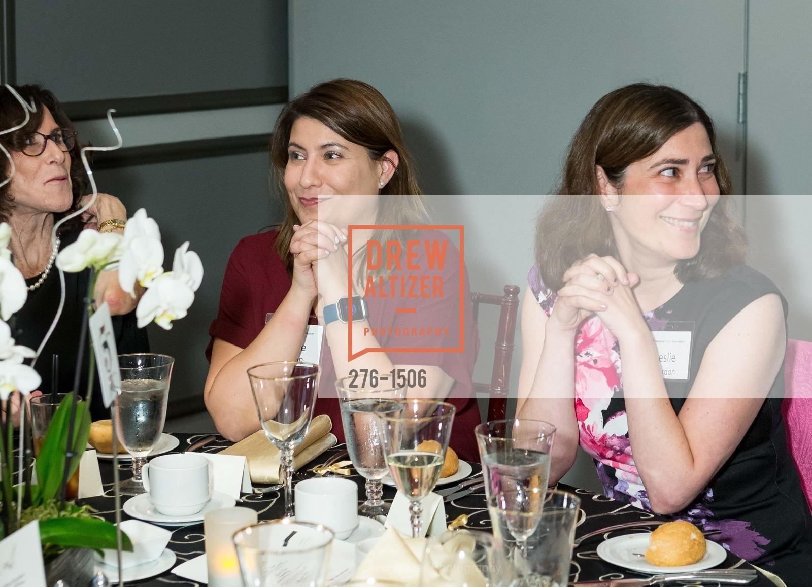 Amy Gordon, Leslie Gordon, Photo #276-1506
