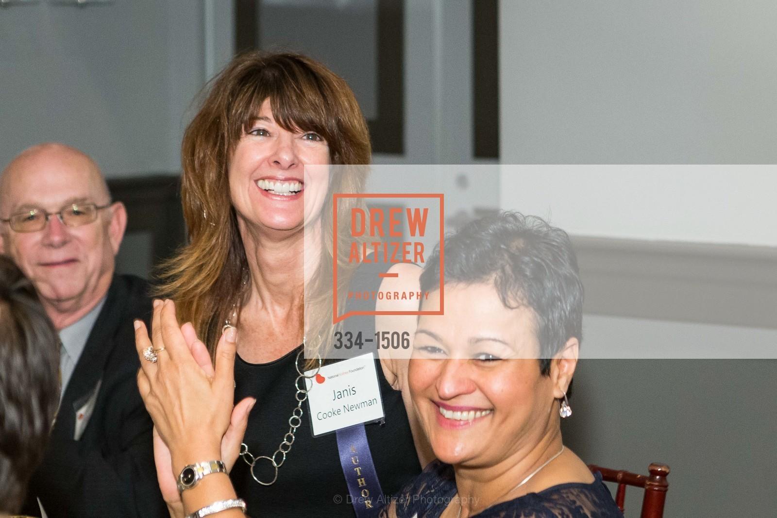 Janis Cooke Newman, Photo #334-1506