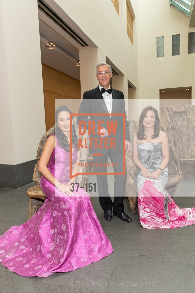 Lorna Ho Randlett, Sung Jin Ingriselli, Frank Ingriselli, Asian Art Museum 28 Chinese Opening Night Gala, Asian Art Museum. 200 Larkin St, June 2nd, 2015,Drew Altizer, Drew Altizer Photography, full-service agency, private events, San Francisco photographer, photographer california
