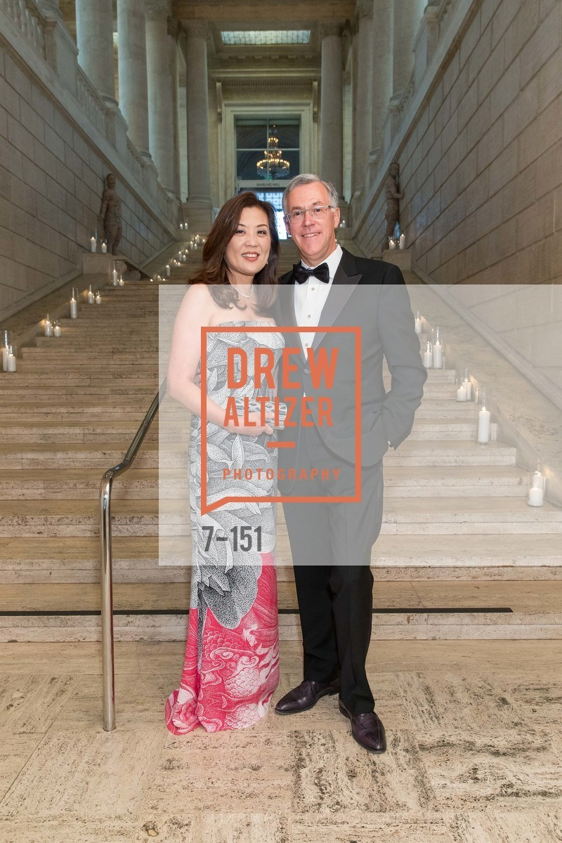 Sung Jin Ingriselli, Frank Ingriselli, Asian Art Museum 28 Chinese Opening Night Gala, Asian Art Museum. 200 Larkin St, June 2nd, 2015,Drew Altizer, Drew Altizer Photography, full-service agency, private events, San Francisco photographer, photographer california