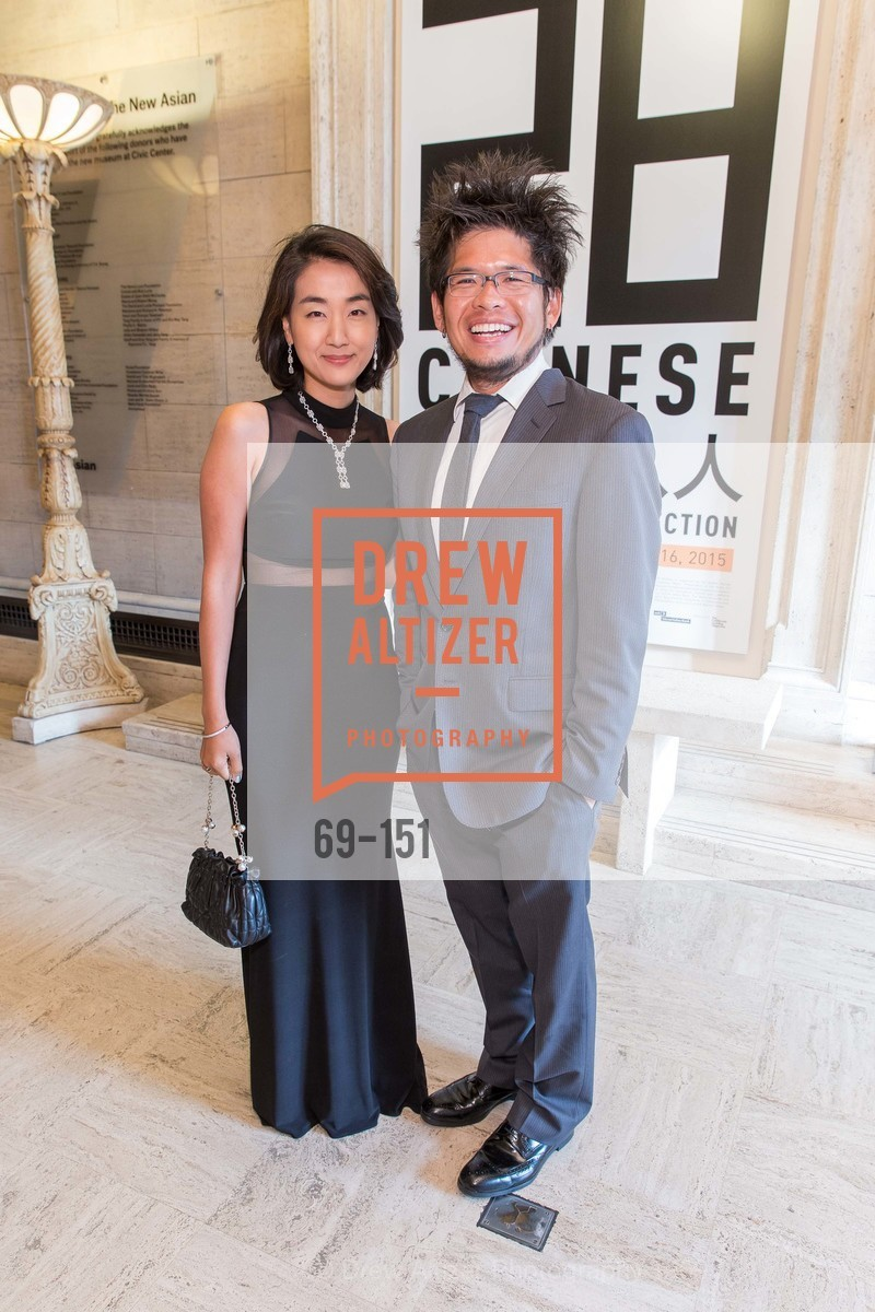 Jamie Chen, Steve Chen, Asian Art Museum 28 Chinese Opening Night Gala, Asian Art Museum. 200 Larkin St, June 2nd, 2015,Drew Altizer, Drew Altizer Photography, full-service agency, private events, San Francisco photographer, photographer california