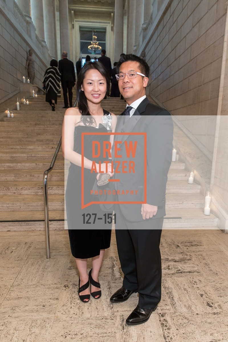 Kyongae Kim, Albert Chang, Asian Art Museum 28 Chinese Opening Night Gala, Asian Art Museum. 200 Larkin St, June 2nd, 2015,Drew Altizer, Drew Altizer Photography, full-service agency, private events, San Francisco photographer, photographer california