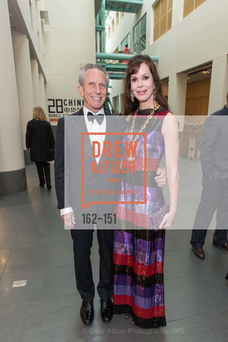 Jim Marver, Stephanie Marver, Asian Art Museum 28 Chinese Opening Night Gala, Asian Art Museum. 200 Larkin St, June 2nd, 2015,Drew Altizer, Drew Altizer Photography, full-service agency, private events, San Francisco photographer, photographer california