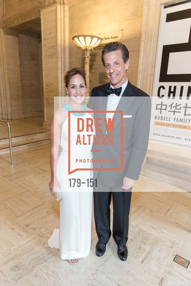 Roxanne Fleming, David Soward, Asian Art Museum 28 Chinese Opening Night Gala, Asian Art Museum. 200 Larkin St, June 2nd, 2015,Drew Altizer, Drew Altizer Photography, full-service event agency, private events, San Francisco photographer, photographer California