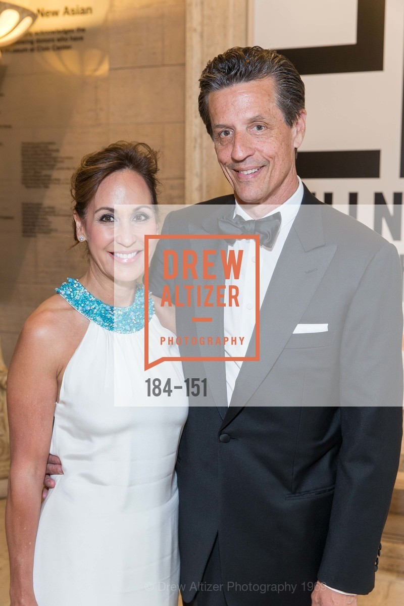 Roxanne Fleming, David Soward, Asian Art Museum 28 Chinese Opening Night Gala, Asian Art Museum. 200 Larkin St, June 2nd, 2015,Drew Altizer, Drew Altizer Photography, full-service agency, private events, San Francisco photographer, photographer california