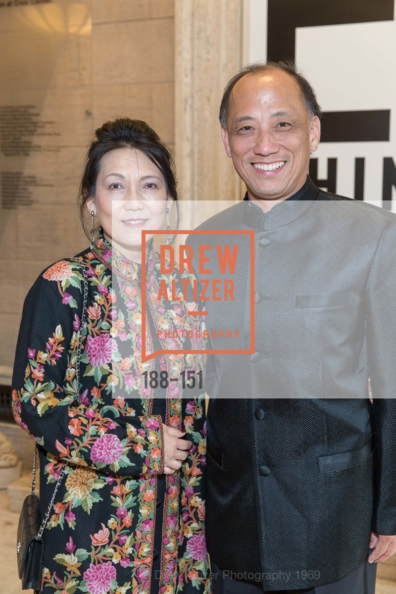 Adele Chen, Pehong Chen, Asian Art Museum 28 Chinese Opening Night Gala, Asian Art Museum. 200 Larkin St, June 2nd, 2015,Drew Altizer, Drew Altizer Photography, full-service event agency, private events, San Francisco photographer, photographer California