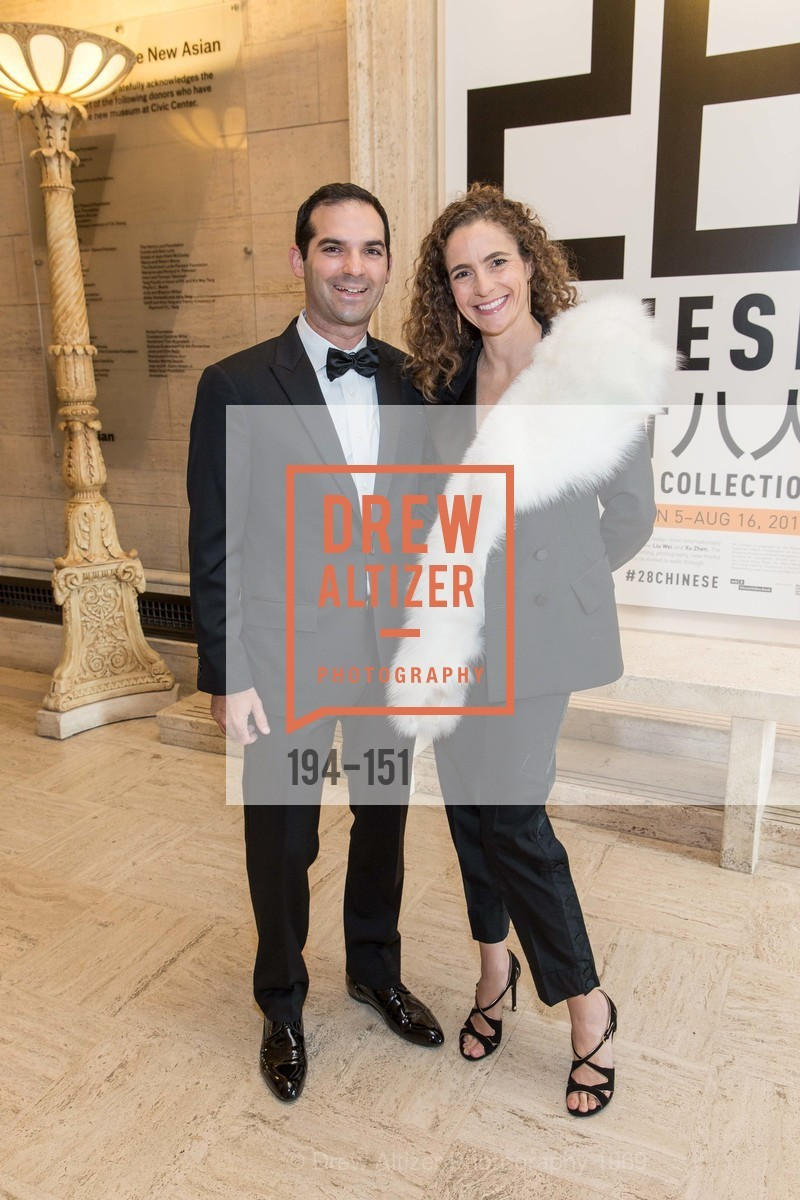 Justin Betrock, Monica Savini, Asian Art Museum 28 Chinese Opening Night Gala, Asian Art Museum. 200 Larkin St, June 2nd, 2015,Drew Altizer, Drew Altizer Photography, full-service agency, private events, San Francisco photographer, photographer california