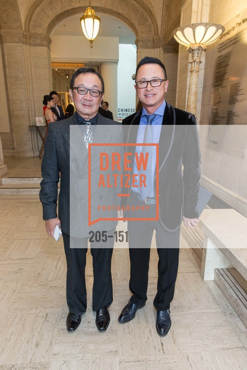 Denny Cheung, David Chang, Asian Art Museum 28 Chinese Opening Night Gala, Asian Art Museum. 200 Larkin St, June 2nd, 2015,Drew Altizer, Drew Altizer Photography, full-service agency, private events, San Francisco photographer, photographer california
