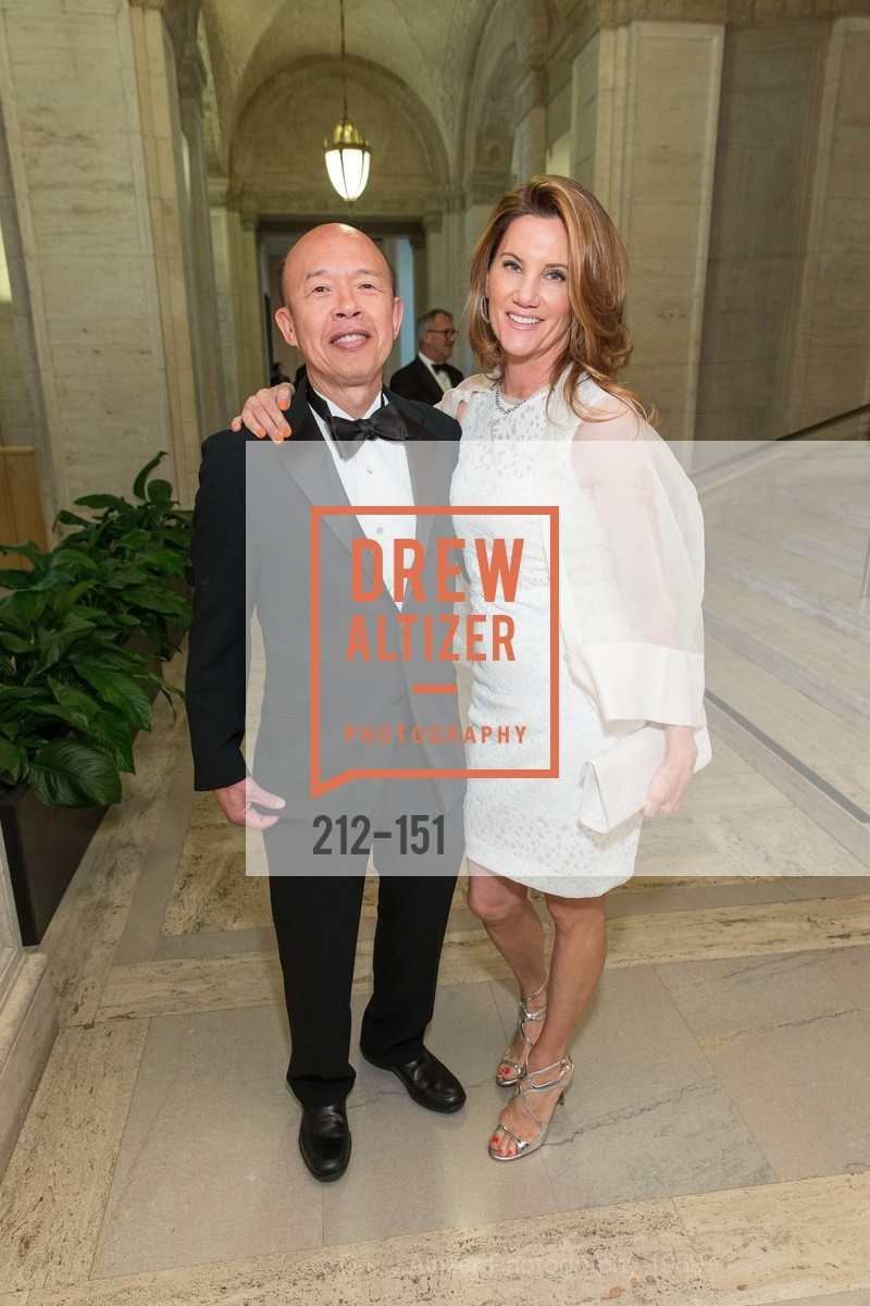 Dennis Wong, Shannon Wong, Asian Art Museum 28 Chinese Opening Night Gala, Asian Art Museum. 200 Larkin St, June 2nd, 2015