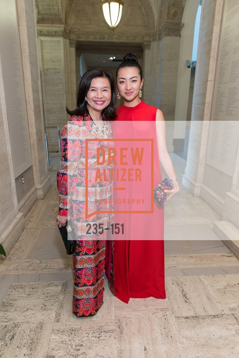 Jenny Ming, Kristin Ming, Asian Art Museum 28 Chinese Opening Night Gala, Asian Art Museum. 200 Larkin St, June 2nd, 2015,Drew Altizer, Drew Altizer Photography, full-service agency, private events, San Francisco photographer, photographer california