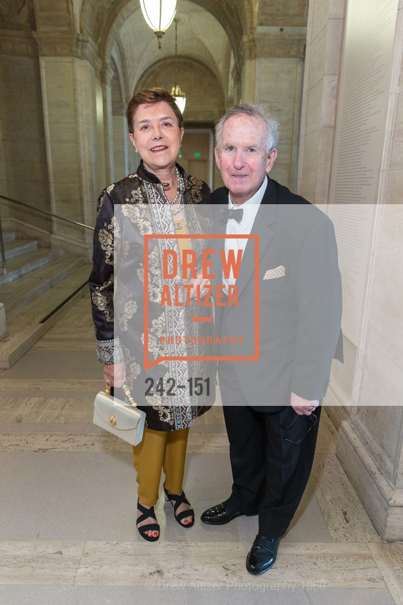 Kathy Bissinger, Paul Bissinger, Asian Art Museum 28 Chinese Opening Night Gala, Asian Art Museum. 200 Larkin St, June 2nd, 2015,Drew Altizer, Drew Altizer Photography, full-service agency, private events, San Francisco photographer, photographer california