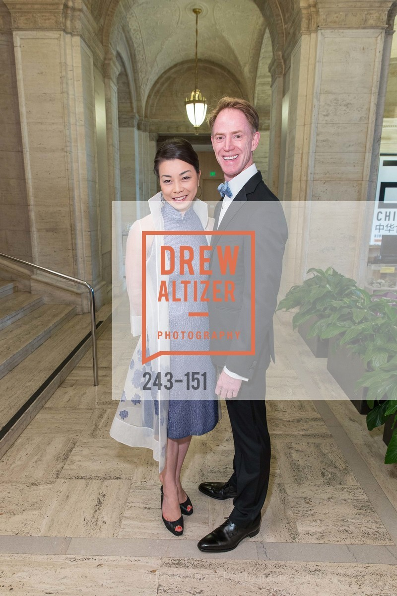 Keiko Horkan, Gerald Horkan, Asian Art Museum 28 Chinese Opening Night Gala, Asian Art Museum. 200 Larkin St, June 2nd, 2015,Drew Altizer, Drew Altizer Photography, full-service agency, private events, San Francisco photographer, photographer california