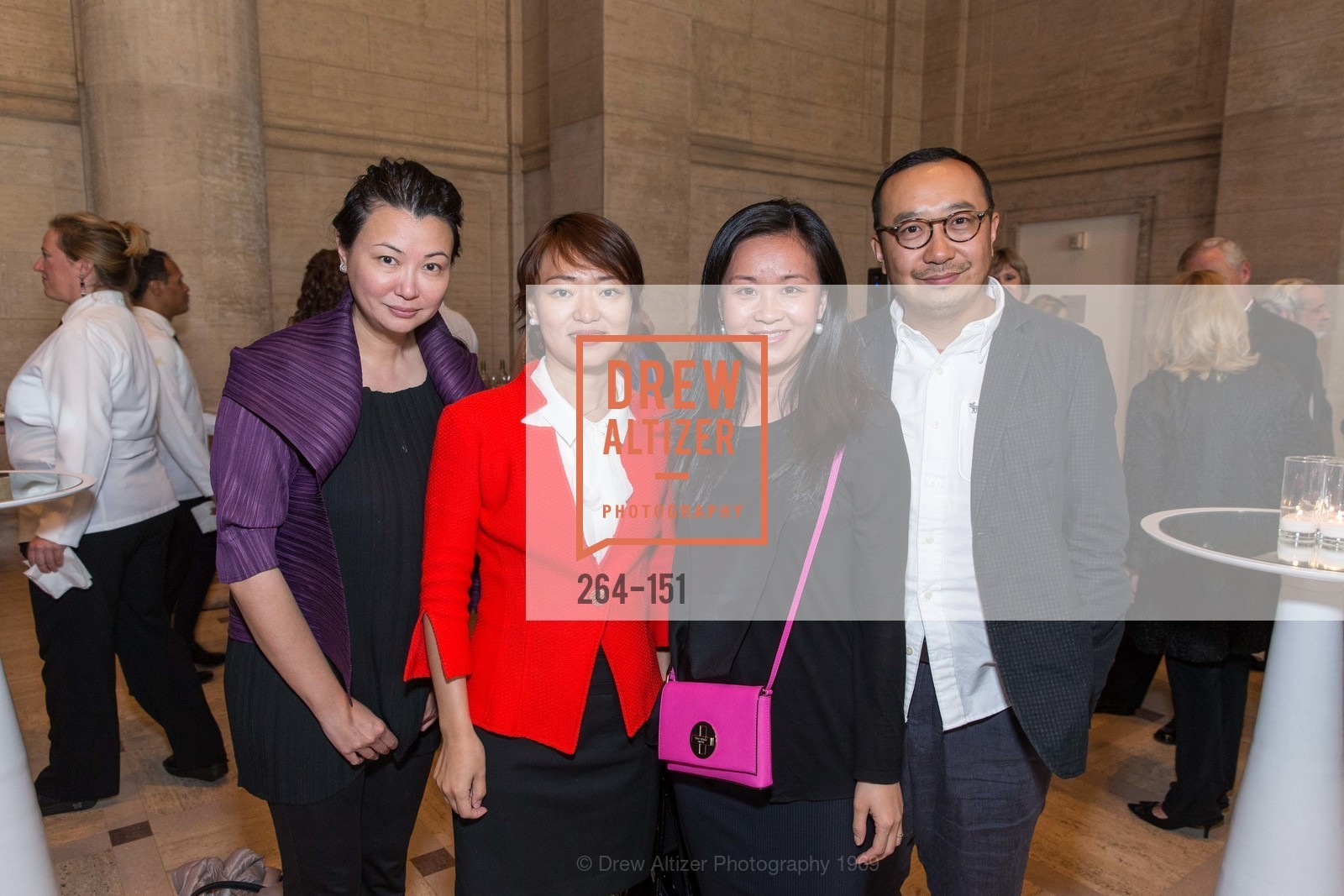 Agnes Lew, Clara Tang, Judy Young, Kega Wang, Asian Art Museum 28 Chinese Opening Night Gala, Asian Art Museum. 200 Larkin St, June 2nd, 2015,Drew Altizer, Drew Altizer Photography, full-service agency, private events, San Francisco photographer, photographer california
