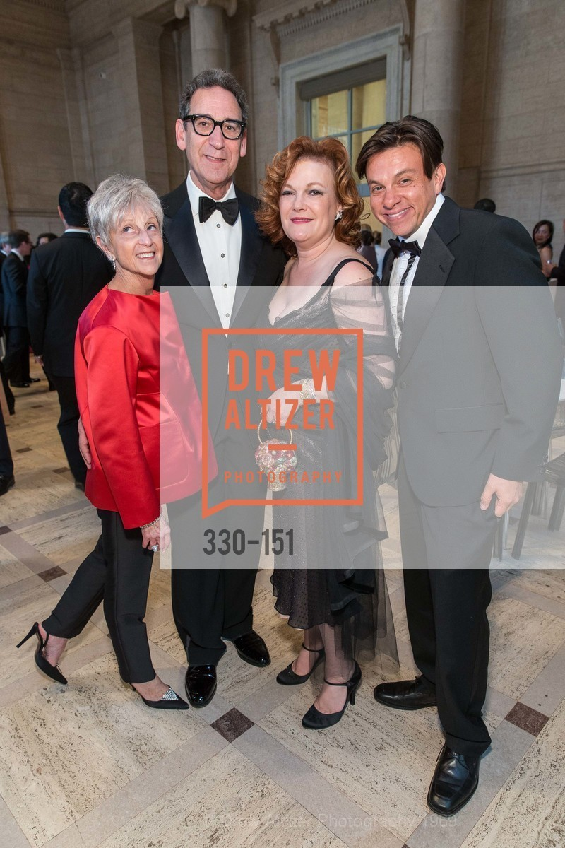 Nancy Livingston, Fred Levin, Jennifer Raiser, Sidney Erthal, Asian Art Museum 28 Chinese Opening Night Gala, Asian Art Museum. 200 Larkin St, June 2nd, 2015,Drew Altizer, Drew Altizer Photography, full-service agency, private events, San Francisco photographer, photographer california