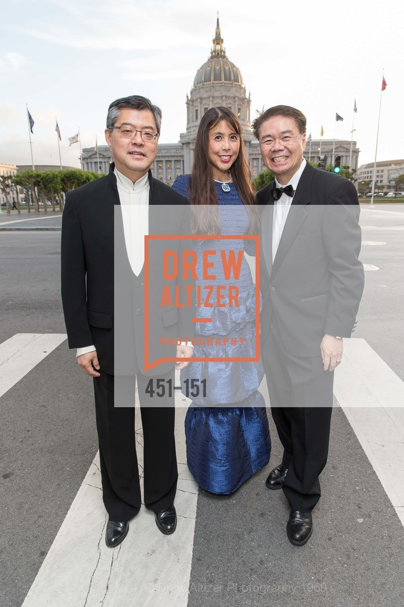 Jay Xu, Magdalene Chan, Andrew Chan, Asian Art Museum 28 Chinese Opening Night Gala, Asian Art Museum. 200 Larkin St, June 2nd, 2015,Drew Altizer, Drew Altizer Photography, full-service agency, private events, San Francisco photographer, photographer california