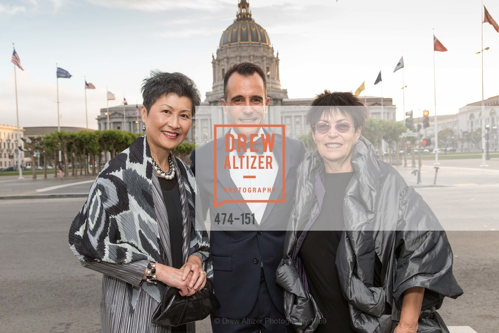 Linda Lei, Pedro Moura Carvalho, Mera Rubell, Asian Art Museum 28 Chinese Opening Night Gala, Asian Art Museum. 200 Larkin St, June 2nd, 2015,Drew Altizer, Drew Altizer Photography, full-service agency, private events, San Francisco photographer, photographer california