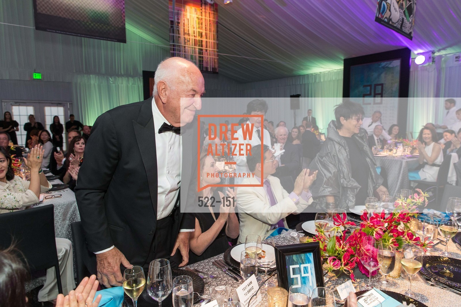 Donald Rubell, Asian Art Museum 28 Chinese Opening Night Gala, Asian Art Museum. 200 Larkin St, June 2nd, 2015,Drew Altizer, Drew Altizer Photography, full-service agency, private events, San Francisco photographer, photographer california