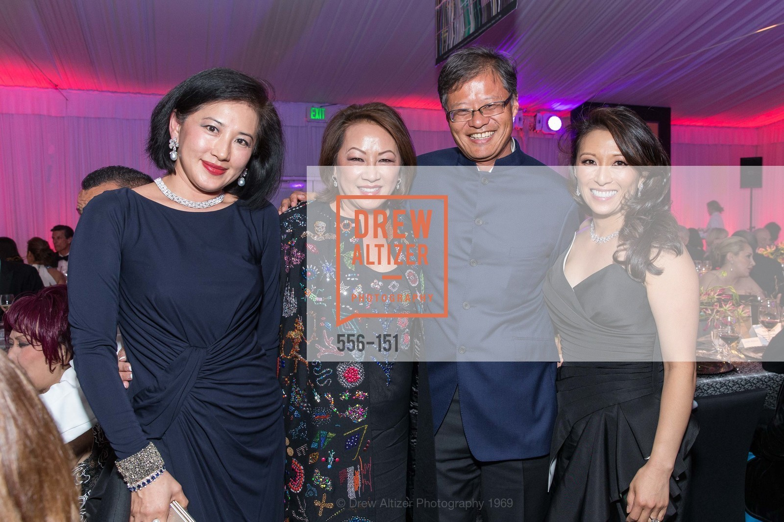 Gorretti Lui, Eliza Cash, Jerry Yang, Cori Bates, Asian Art Museum 28 Chinese Opening Night Gala, Asian Art Museum. 200 Larkin St, June 2nd, 2015,Drew Altizer, Drew Altizer Photography, full-service agency, private events, San Francisco photographer, photographer california