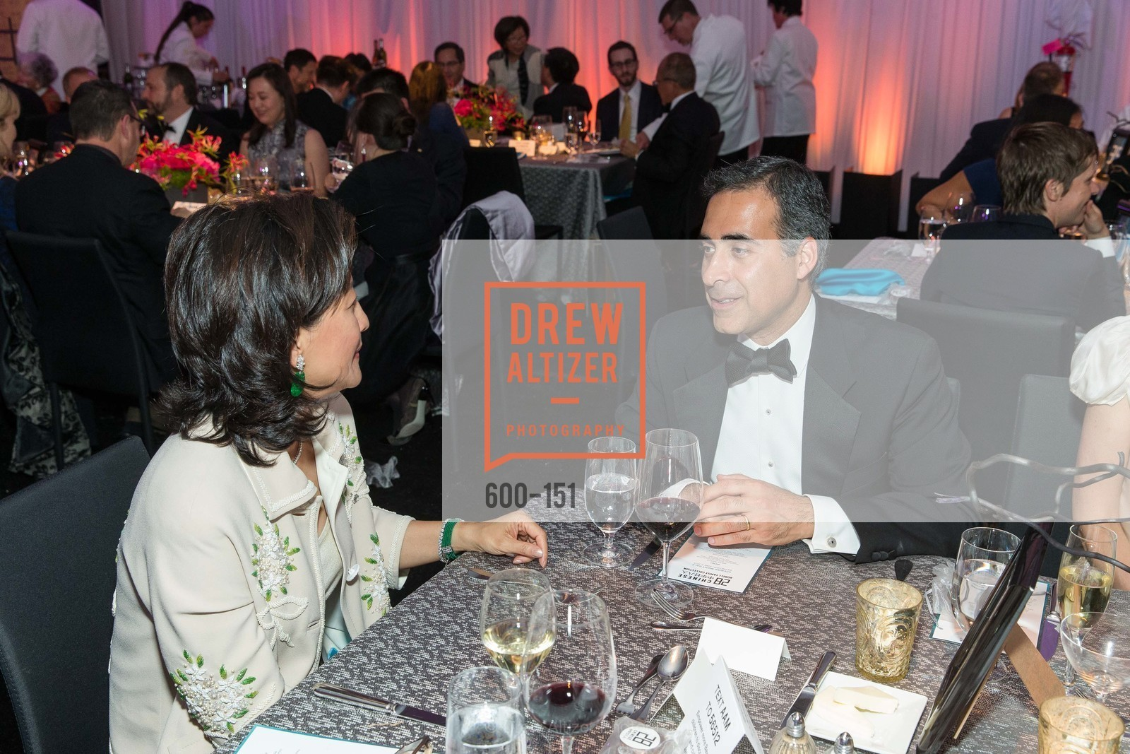 Rosina Sun, Edward Mirsepahi, Asian Art Museum 28 Chinese Opening Night Gala, Asian Art Museum. 200 Larkin St, June 2nd, 2015,Drew Altizer, Drew Altizer Photography, full-service agency, private events, San Francisco photographer, photographer california