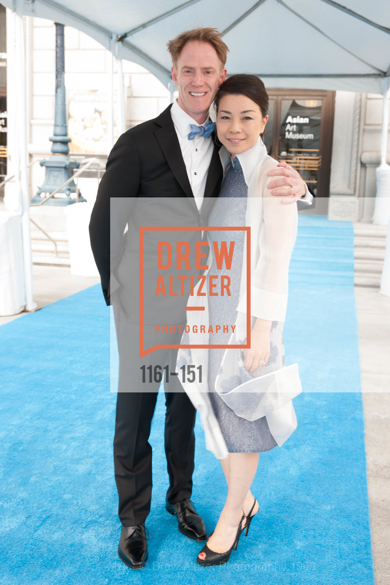 Gerald  Horkan, Keiko Horkan, Asian Art Museum 28 Chinese Opening Night Gala, Asian Art Museum. 200 Larkin St, June 2nd, 2015,Drew Altizer, Drew Altizer Photography, full-service agency, private events, San Francisco photographer, photographer california